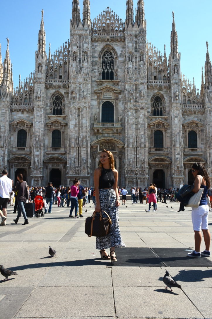 OUTFIT: Here comes Milan!