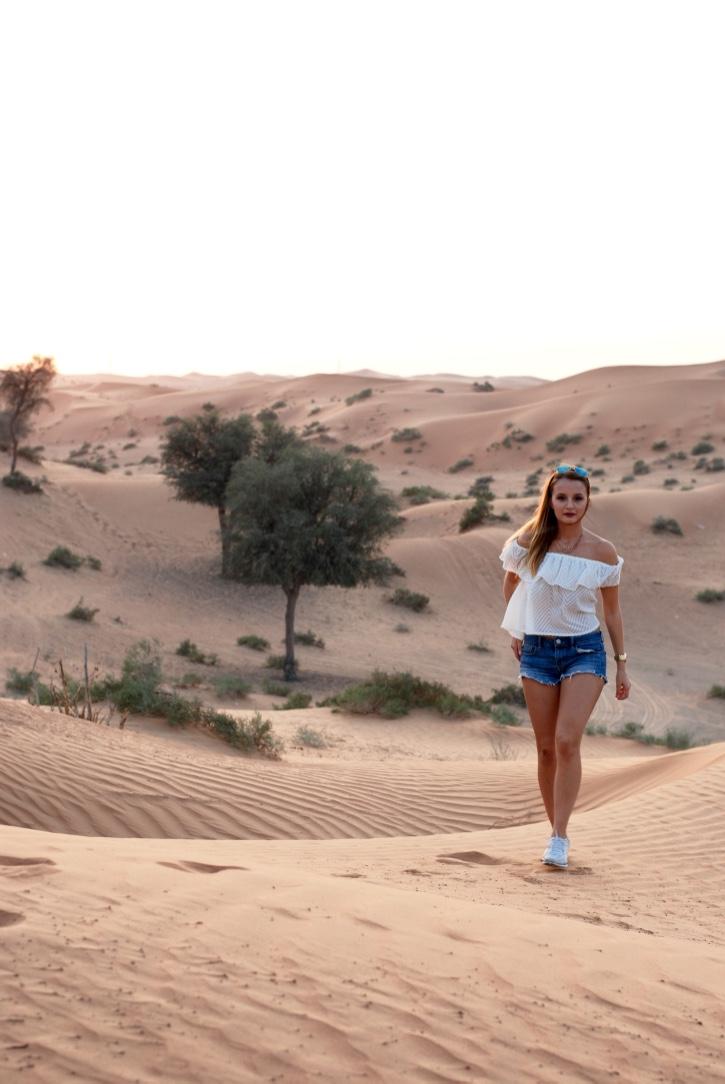 Safari desert dubai what to wear