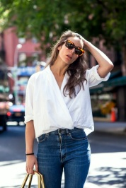 95717__Le-Fashion-Blog-2-Ways-Celine-Sunglasses-Cross-Front-White-Shirt-High-Waisted-Jeans-Irina-Lakicevic-A-Portable-Package